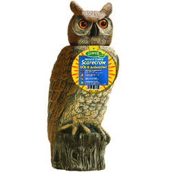 Dalen Scarecrow Owl Animal Repellent Decoy For All Pests