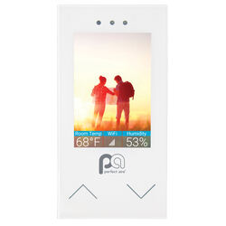 Perfect Aire Smart Controller Built In WiFi Heating and Cooling Touch Screen Smart Thermostat
