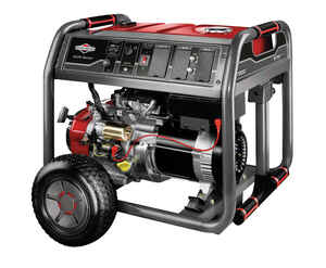 Briggs & Stratton  Elite Series  Portable Generator  7000 watts