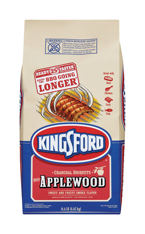 Kingsford  Applewood  Applewood  Charcoal Briquettes  14.6