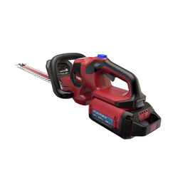 Toro  Flex Force  51840  24 in. 60 volt Battery  Hedge Trimmer