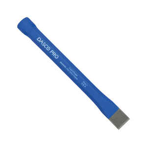 Dasco Pro  1/4 in. W Forged High Carbon Steel  Cold Chisel  Blue  1 pk