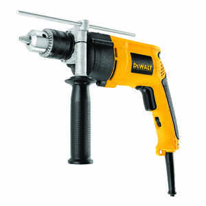 DeWalt  1/2 in. Keyed  VSR Hammer Drill  8.5 amps 47600 rpm
