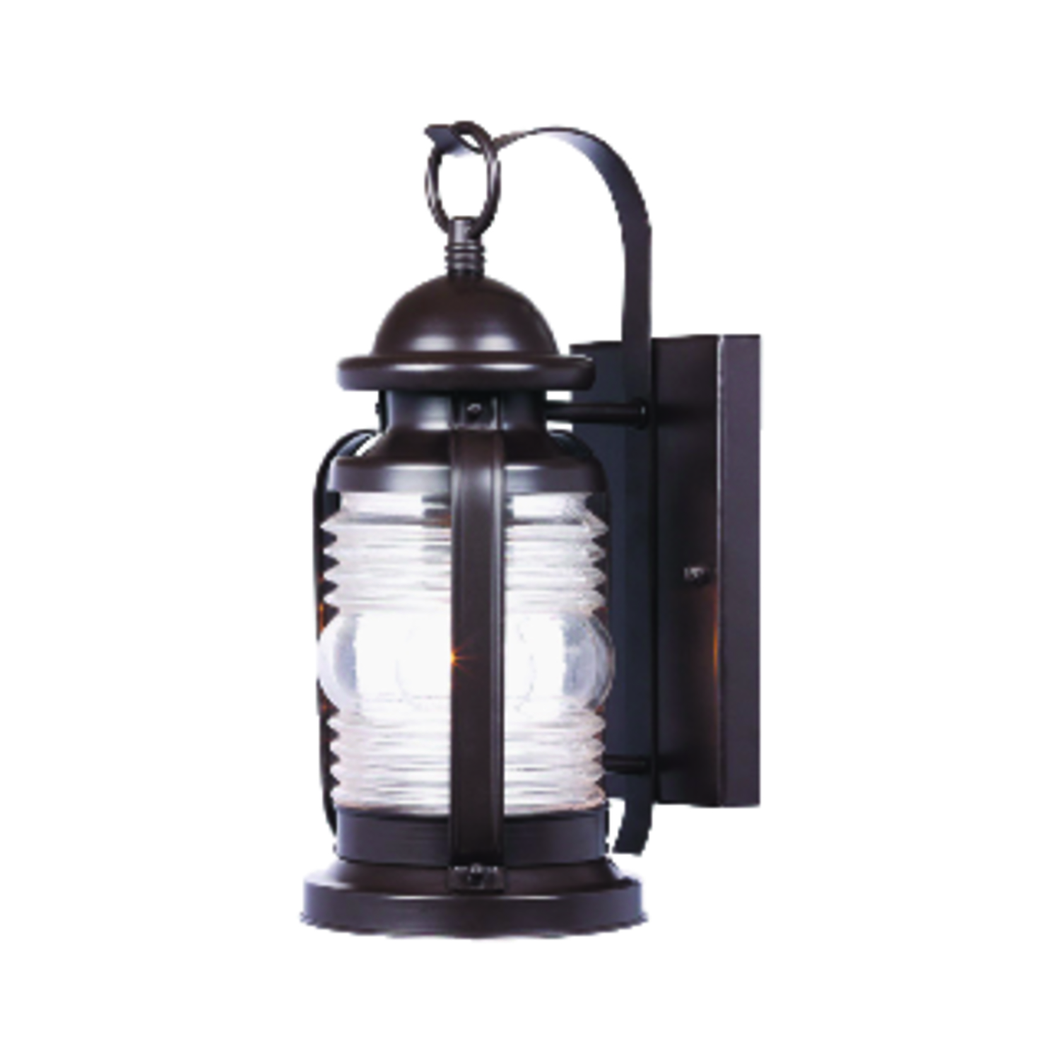 Westinghouse  Weathered Bronze  Incandescent  Wall Lantern