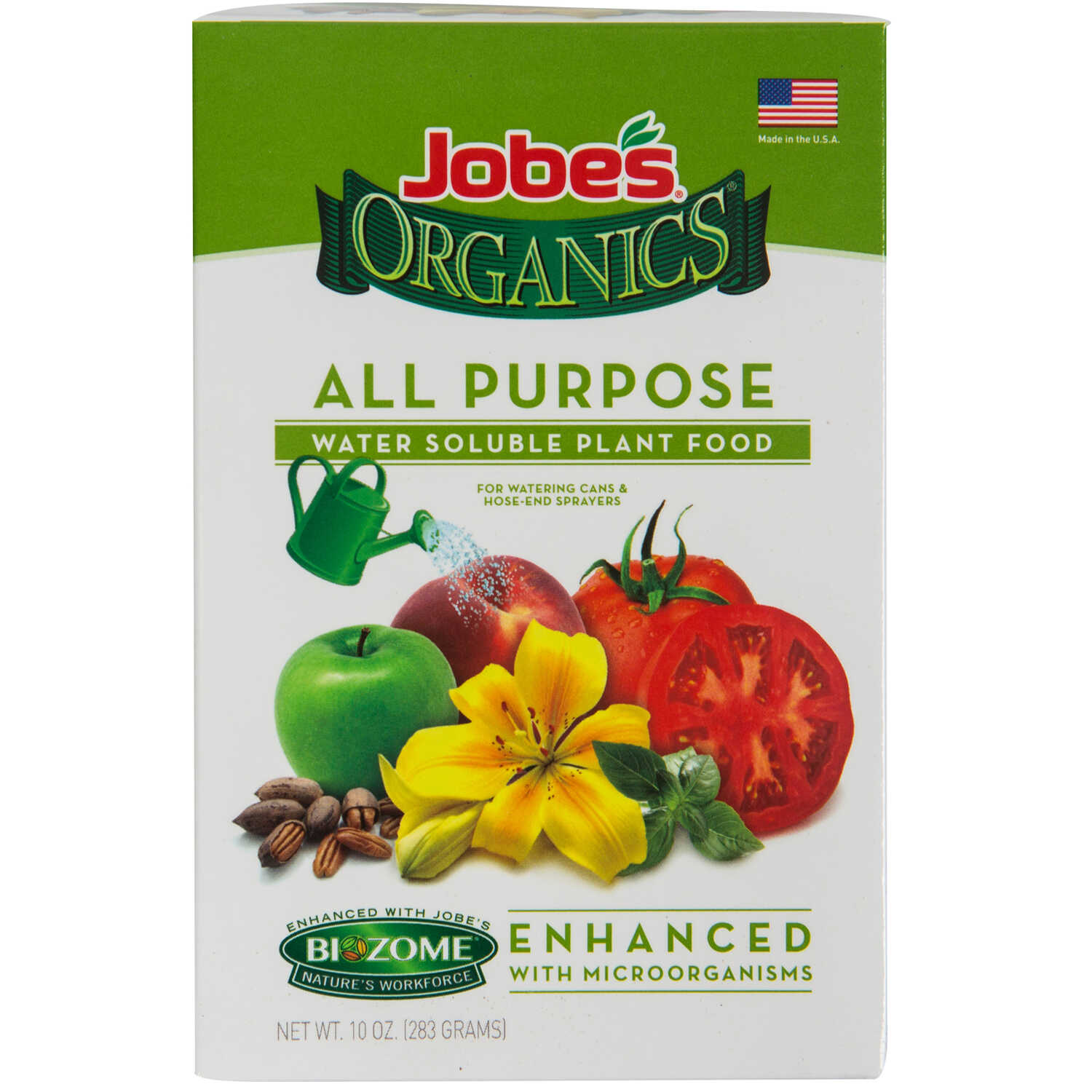Jobe's  Organics All Purpose  Powder  Organic Plant Food  10