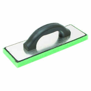 Marshalltown  4 in. W x 9-1/2 in. L Foam Pad  Hand Float  Fine