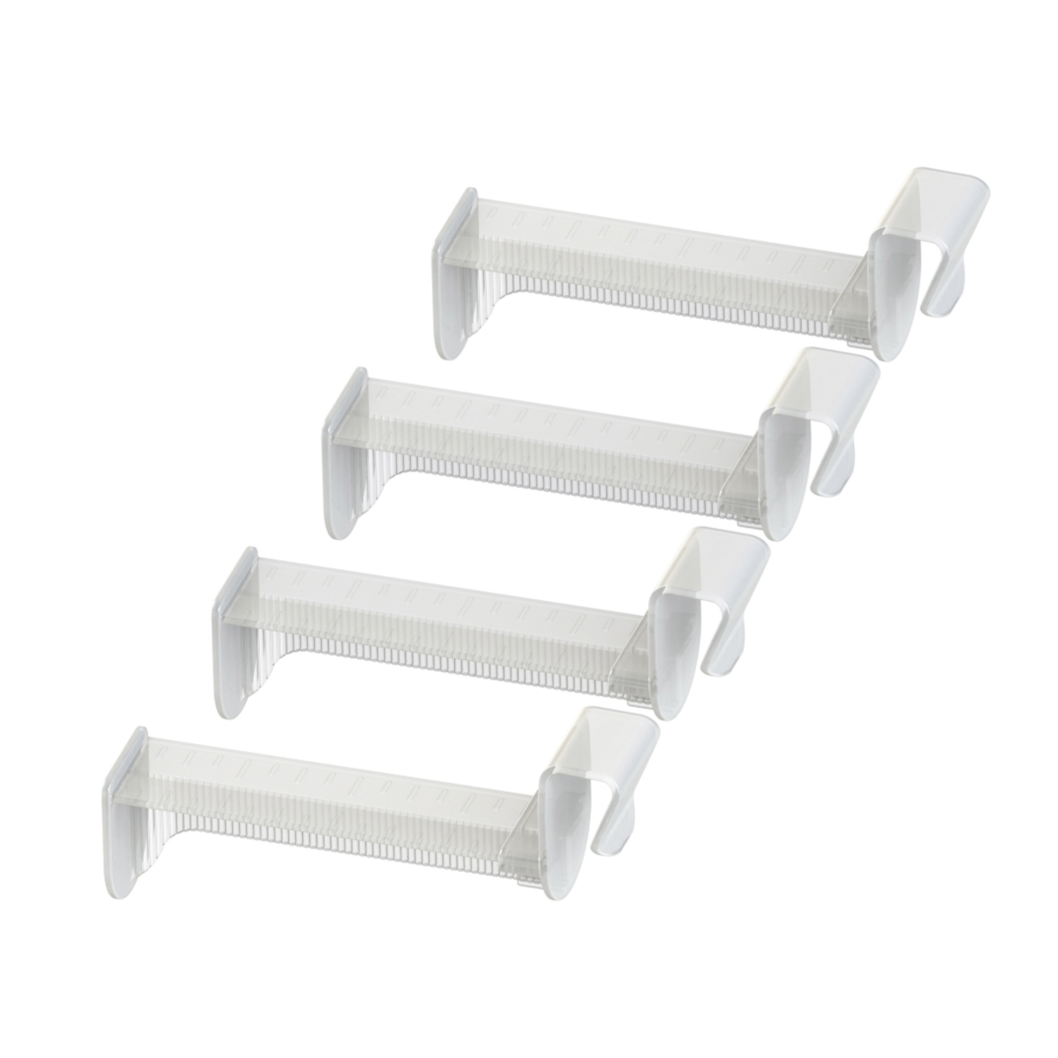Secure-A-Tank  Toilet Tank Support  8 in. L Plastic