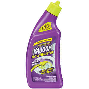Kaboom  BowlBlaster  Clean Scent Toilet Bowl Cleaner  24 oz. Liquid