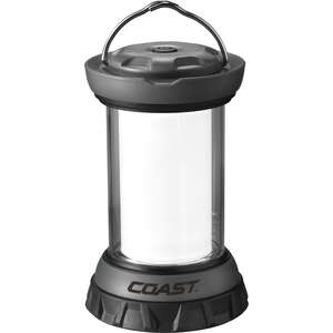 Coast  EAL12  Black/White  Emergency Lantern