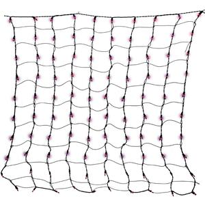 Celebrations  Net Set  Halloween Lights  4 ft. W 1 pk