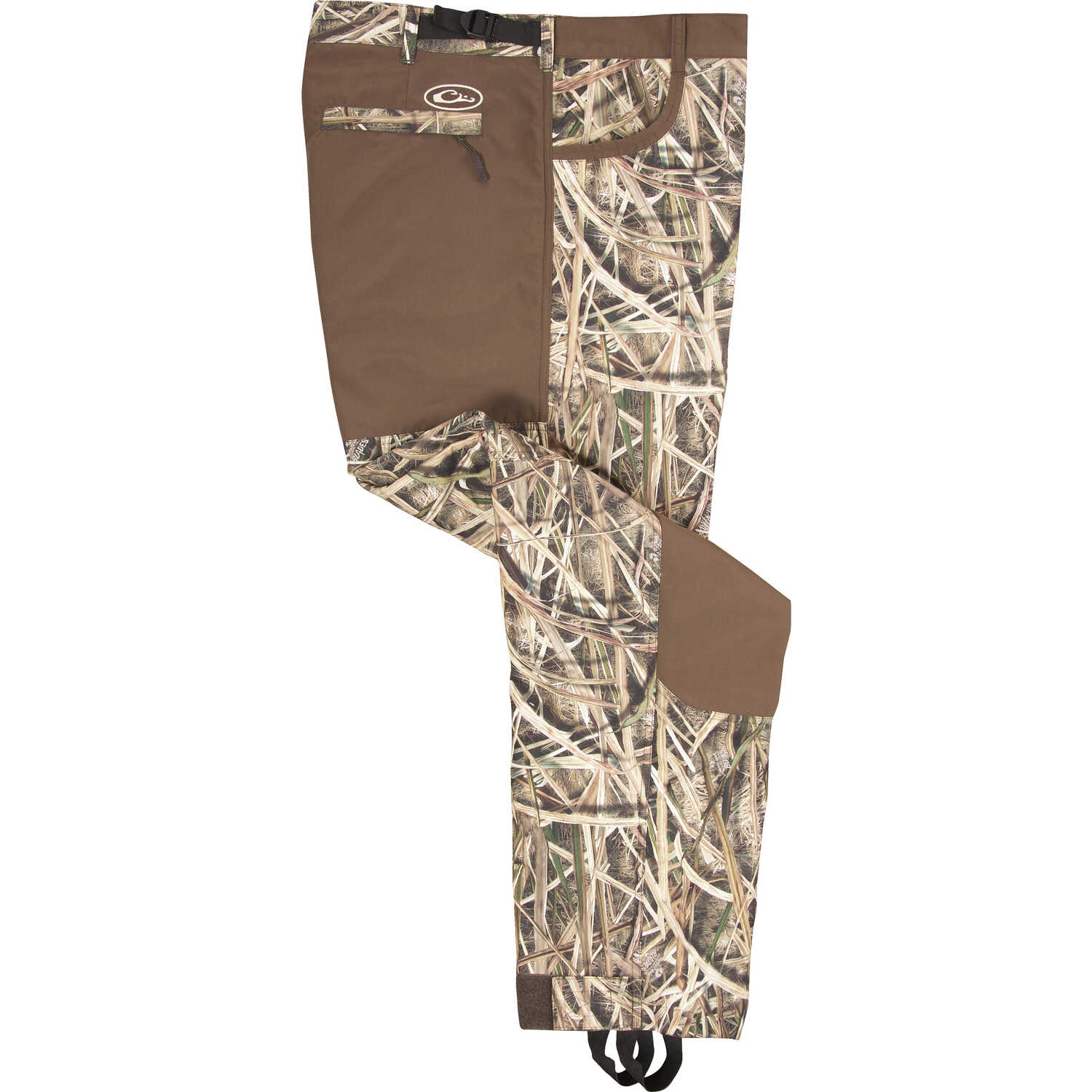 Drake  MST  Men's  Under Wader Pant  L  Realtree Max-5