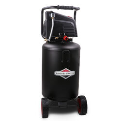 Briggs & Stratton  20 gal. Vertical  Portable Air Compressor Tank  150 psi 1.5 hp