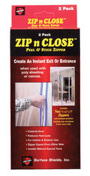 Surface Shields  Zip N Close  Surface Protection  4 in.  x 1.5 in. W x 7 ft. L Polymer