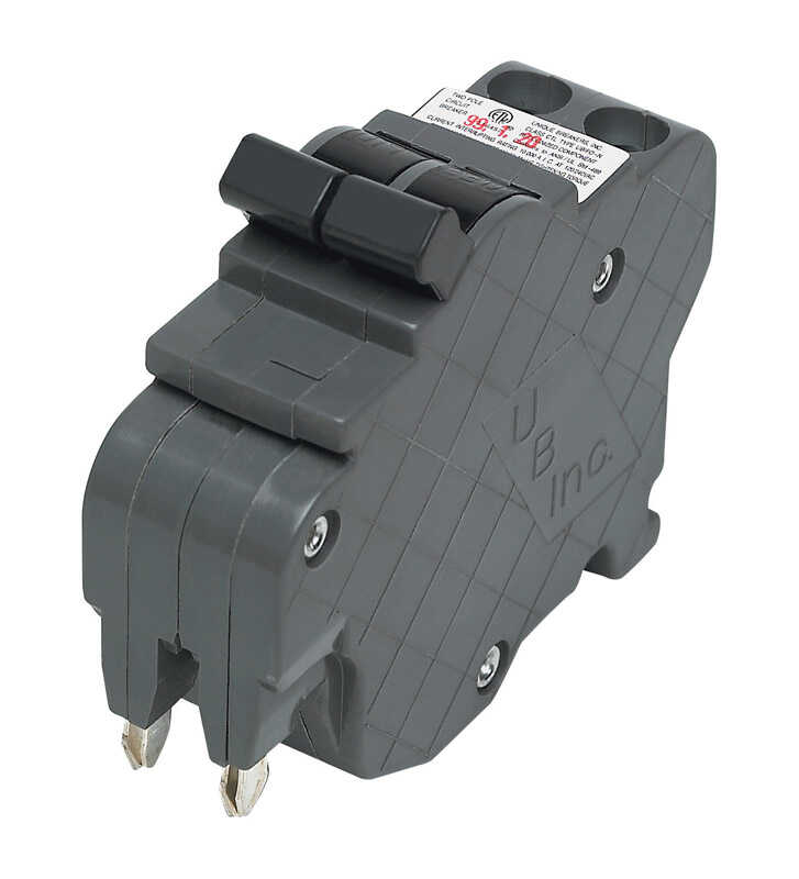 Federal Pacific  20 amps Standard  2-Pole  Circuit Breaker