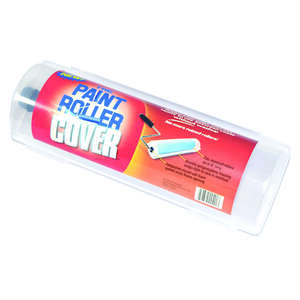 Likwid Concepts  The Paint Roller Cover  Plastic  1 in.  x 10 in. W Regular  Plastic  1 pk Paint Rol