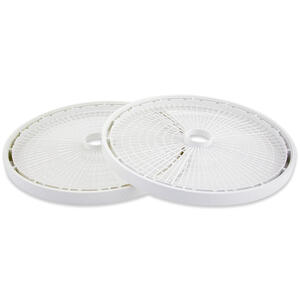 Nesco  Matte  White  0 oz. Food Dehydrator Tray