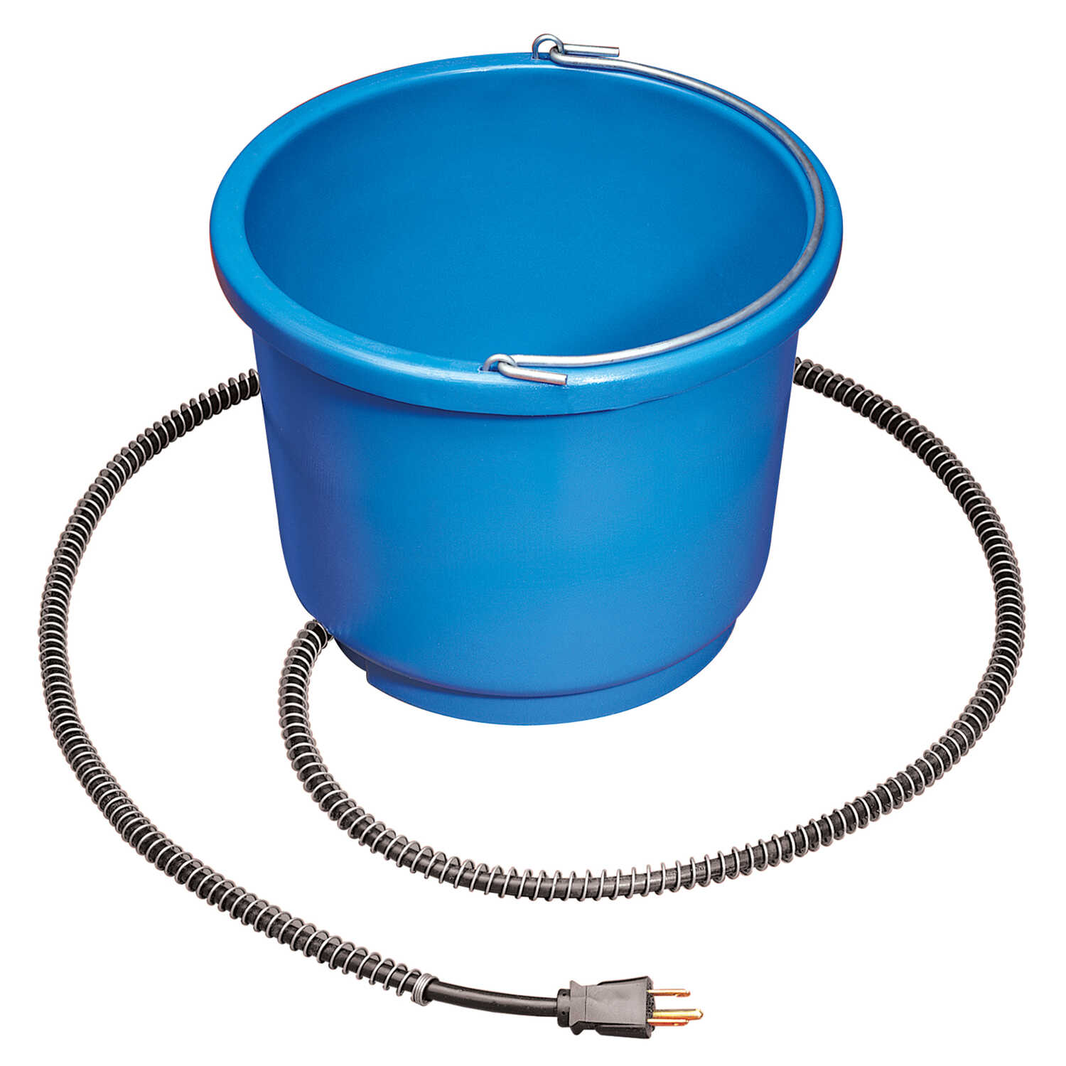 API  288 oz. Heated Bucket  For Livestock