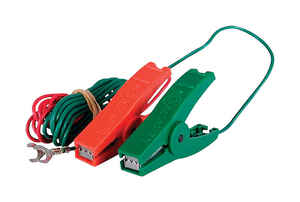 Gallagher  Replacement Lead Set  Red/Green