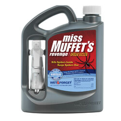 Wet and Forget Miss Muffet's Revenge Liquid Spider Killer 64 oz.