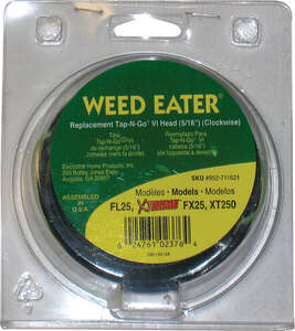 Weed Eater  Tap-N-Go  Trimmer Head