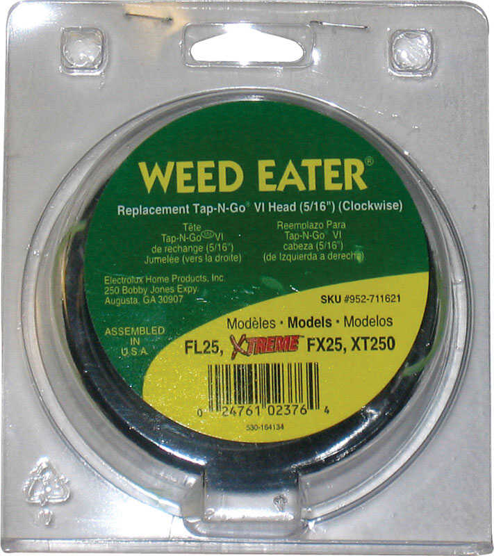 Weed Eater  Tap-N-Go  0.3125 in. Dia. Trimmer Head