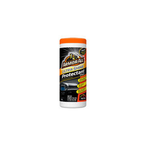 Armor All  Plastic/Rubber  Protectant  20 wipes Bottle