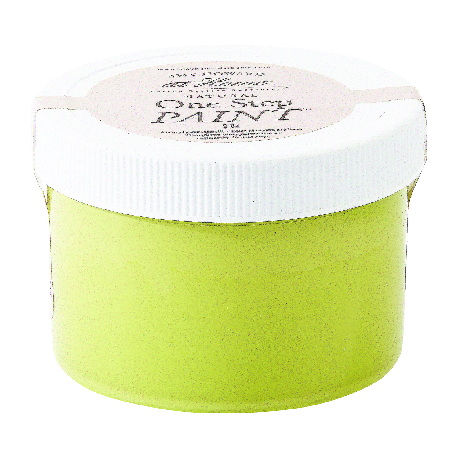 Amy Howard at Home  Lime  Latex  8 oz. One Step Furniture Paint