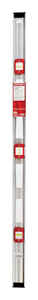 Craftsman  48 in. Aluminum  I-Beam  Level  4 vial