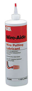 GB  Wire-Aide  General Purpose  Wire Pulling Lubricant  32 oz.