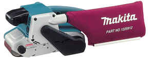 Makita  21 in. L x 3 in. W Corded  Belt Sander  8.8  120 volt 1440 FPM