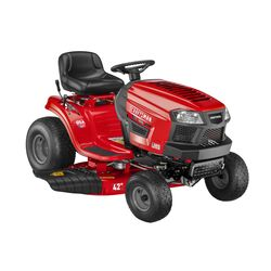 Craftsman 42 in. Gear Gas Riding Mower
