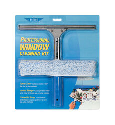 Ettore 12 in. Plastic Window Cleaning Kit