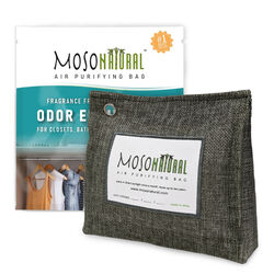 Moso Natural Moso Natural Unscented Scent Air Purifying Bag 300 gm Solid