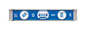Empire  True Blue  10 in. Aluminum  Magnetic Torpedo  Level  3 vial