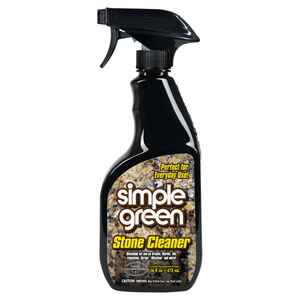 Simple Green  Citrus Scent Stone Cleaner  16 oz. Liquid