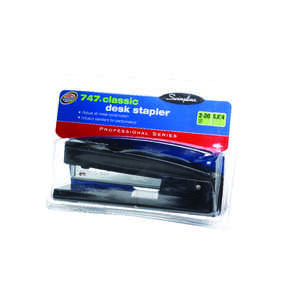 Swingline  747 Classic Professional Series  Desk Stapler  Black