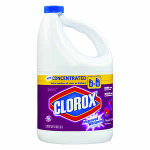 Clorox  Fresh Meadow Scent Bleach  121 oz.