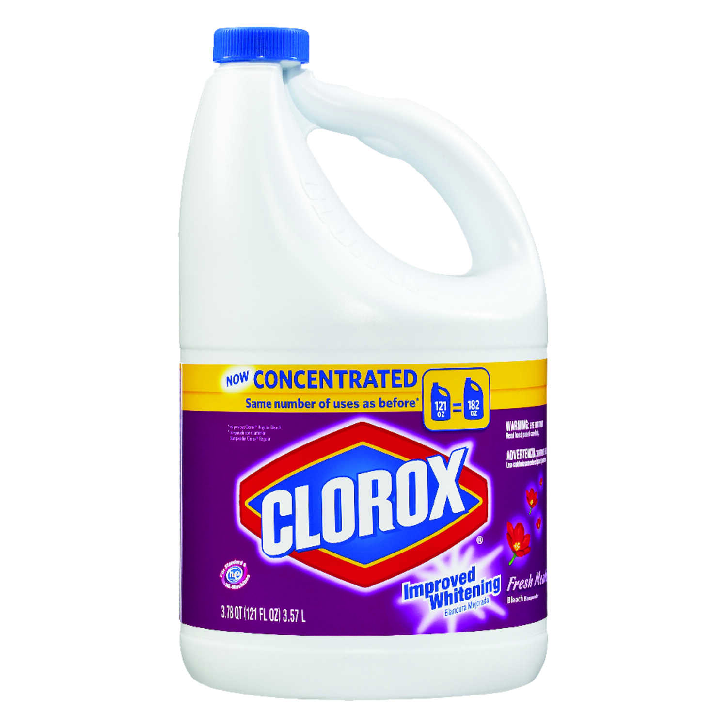 Clorox  Bleach  121 oz.