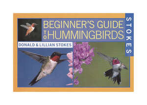 Stokes Select  Beginner's Guide to Hummingbirds  Book