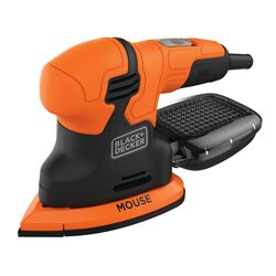Black and Decker 1.2 amps Corded Random Orbit Sander