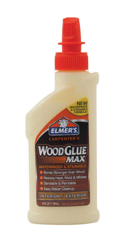 Elmer's  Carpenter's  Beige  Wood Glue  4 oz.