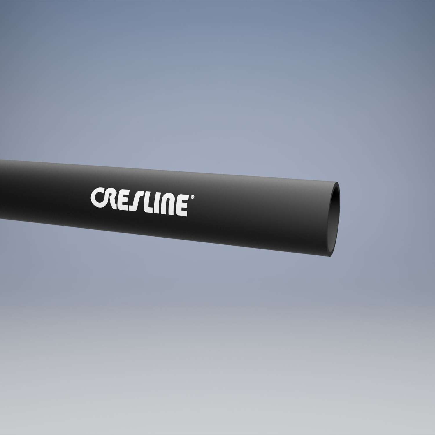 Cresline  2 in. Dia. x 10 ft. L ABS DWV Pipe