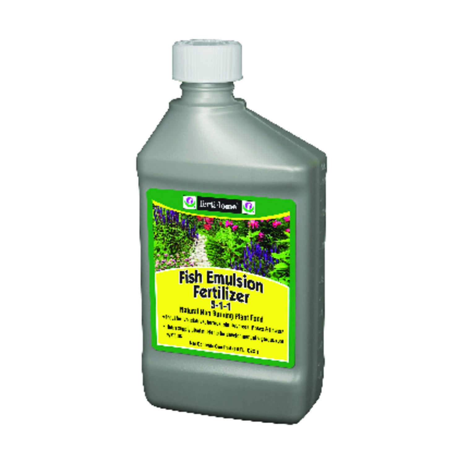 Ferti-Lome  Fish Emulsion  Liquid  Organic Plant Food  16 oz.
