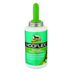 Absorbine  Liquid  Natural Hoof Flex  For Horse 15 oz.