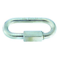 Campbell Chain Zinc-Plated Steel Quick Link 1760 lb. 3 in. L