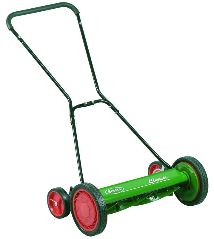 Scotts  Classic  Push-Reel  Lawn Mower