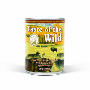 Taste of the Wild  High Prairie  Bison  Dog  Food  Grain Free 13.2