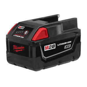 Milwaukee  M28 REDLITHIUM  28 volt Lithium-Ion  Battery Pack  1 pc.