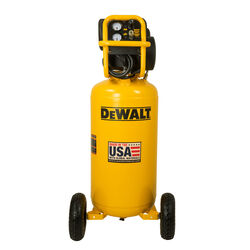 DeWalt  27 gal. Vertical  Portable Air Compressor  200 psi 1.7 hp
