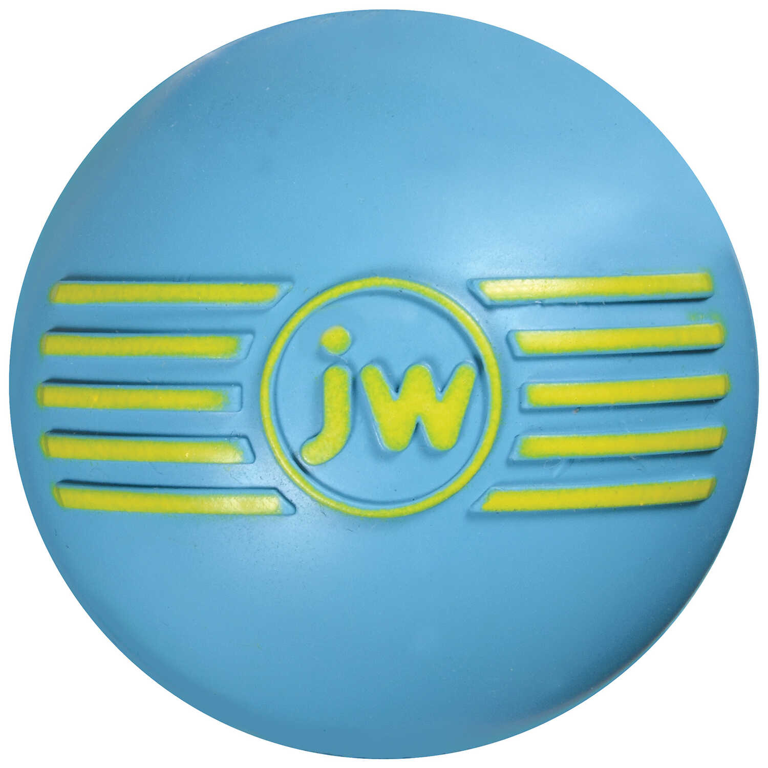 JW Pet  Assorted  ISqueak  Rubber  Small  Ball Dog Toy